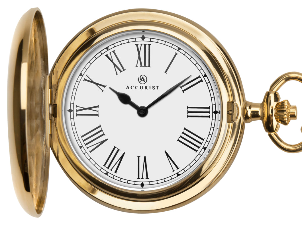 Accurist Men's Pocket Watch - Product Code - 7281