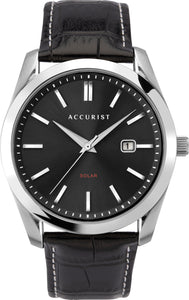 Accurist Men's Solar120 Strap Watch - Product Code - 7337