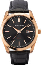 Load image into Gallery viewer, Accurist Men's Solar120 Strap Watch - Product Code -7338