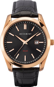 Accurist Men's Solar120 Strap Watch - Product Code -7338