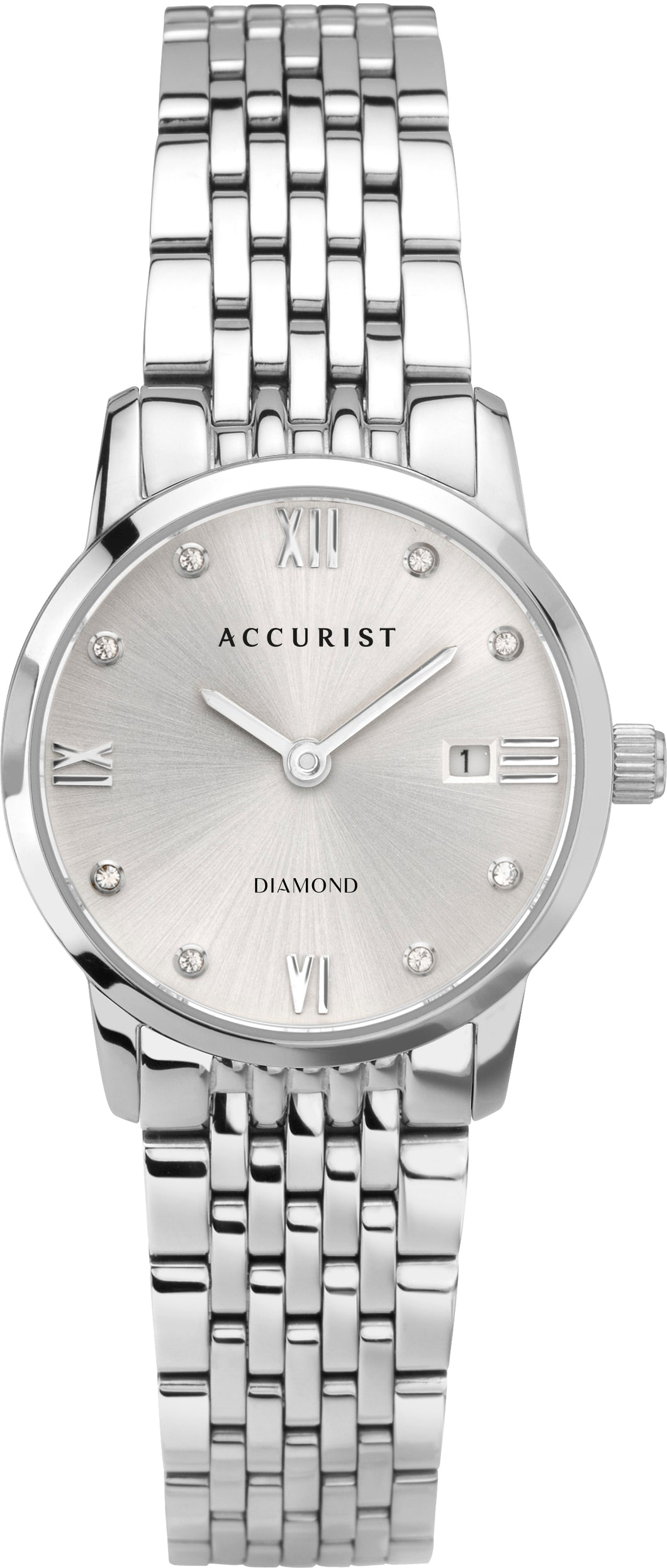 Accurist Women's Signature Diamond Bracelet Watch - Product Code - 8352