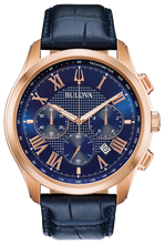 Load image into Gallery viewer, Bulova Men's Quartz Wilton Strap Watch - Product Code - 97B170