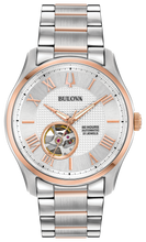 Load image into Gallery viewer, Bulova Men's Automatic Wilton Bracelet Watch - Product Code - 98A213