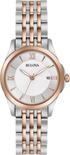 Load image into Gallery viewer, Bulova Women's Quartz Classic Bracelet Watch - Product Code - 98M125