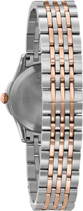Bulova Women's Quartz Classic Bracelet Watch - Product Code - 98M125