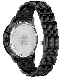 Citizen Men's Eco-Drive MOONPHASE Bracelet Watch - Product Code - BU0057-54E