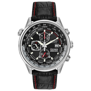Citizen Men's Eco-Drive RED ARROWS CHRONOGRAPH Strap Watch - Product Code - CA0080-03E