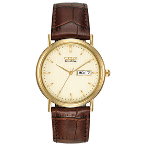 Citizen Men's Eco-Drive Strap Watch - Product Code - BM8242-08P