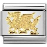 Nomination Gold Animal Charms - Available Here