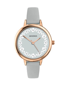 Sekonda Editions Women's Grey Strap Watch - Product Code - 2819