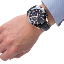 Load image into Gallery viewer, Sekonda Men's Leather Strap Chronograph Watch - Product Code - 1489