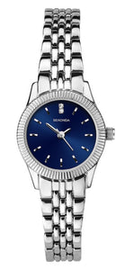 Sekonda Women's Blue Dial Bracelet Watch - Product Code - 2970