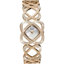 Load image into Gallery viewer, *HALF PRICE* Seksy Womens Crystal Hearts Watch Bracelet - Product Code - 4229