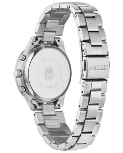 Citizen Women's Eco-Drive SILHOUETTE CHRONOGRAPH Bracelet Watch - Product Code - FB1440-57L