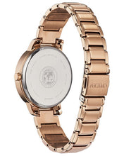 Load image into Gallery viewer, Citizen Women's Eco-Drive SILHOUETTE CRYSTAL Bracelet Watch - Product Code - FE7043-55A