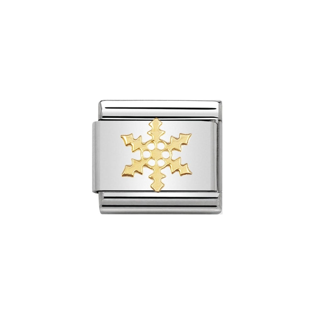 Nomination Snowflake - Product Code - 030109-14