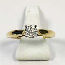 Load image into Gallery viewer, Diamond Yellow Gold Ring - Product Code - G482