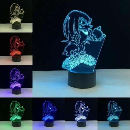 Game Character Nightlight