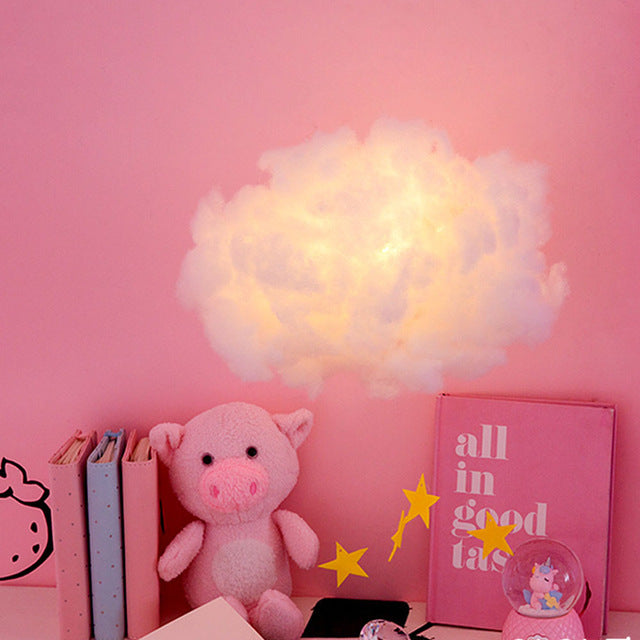 Cloud Shaped Lamp