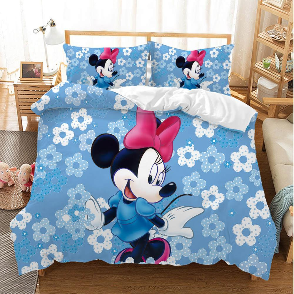 Mickey Minnie Bedding Set