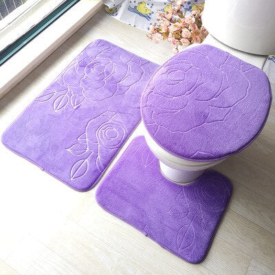 Anti Slip Bathroom Sets