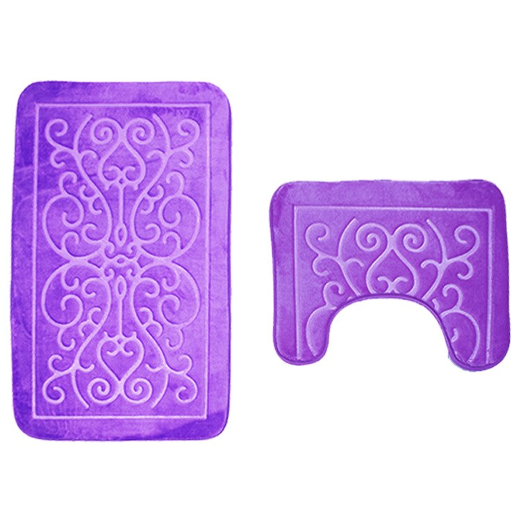 Bathroom Bath Mat Set
