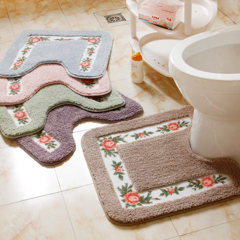 1PC Shower Pad Mat
