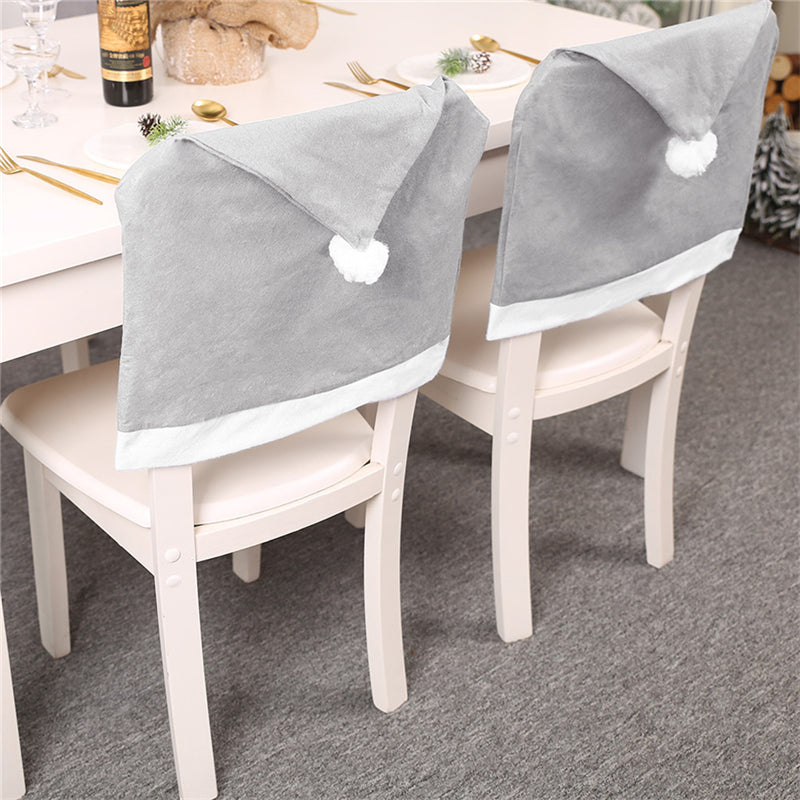 Christmas Chair Cover Decoration