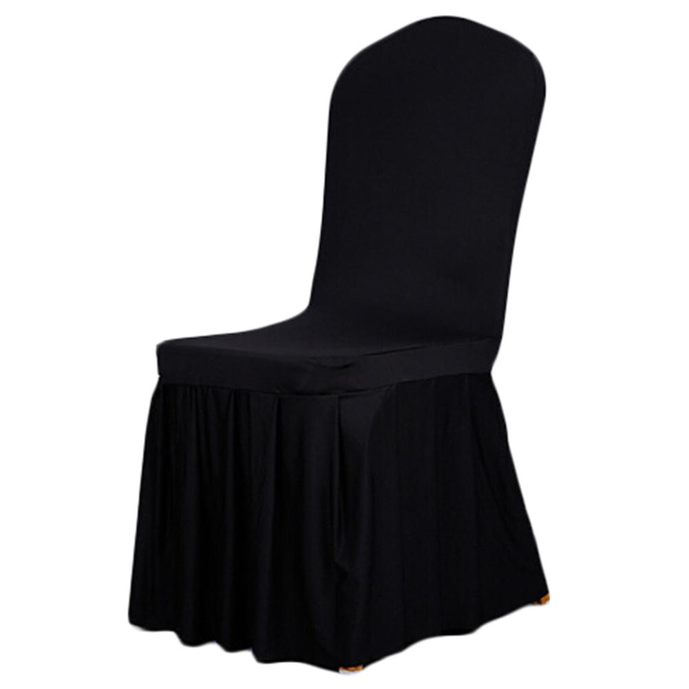 Elastic Chair Cover With Skirt