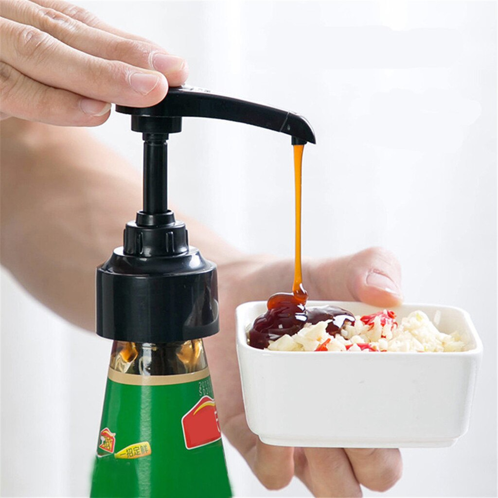 Syrup Bottle Nozzle