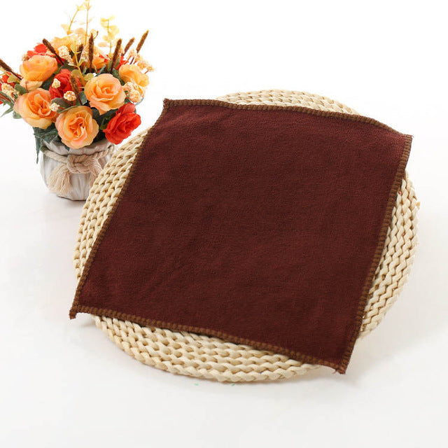 Soft Square Face Towel