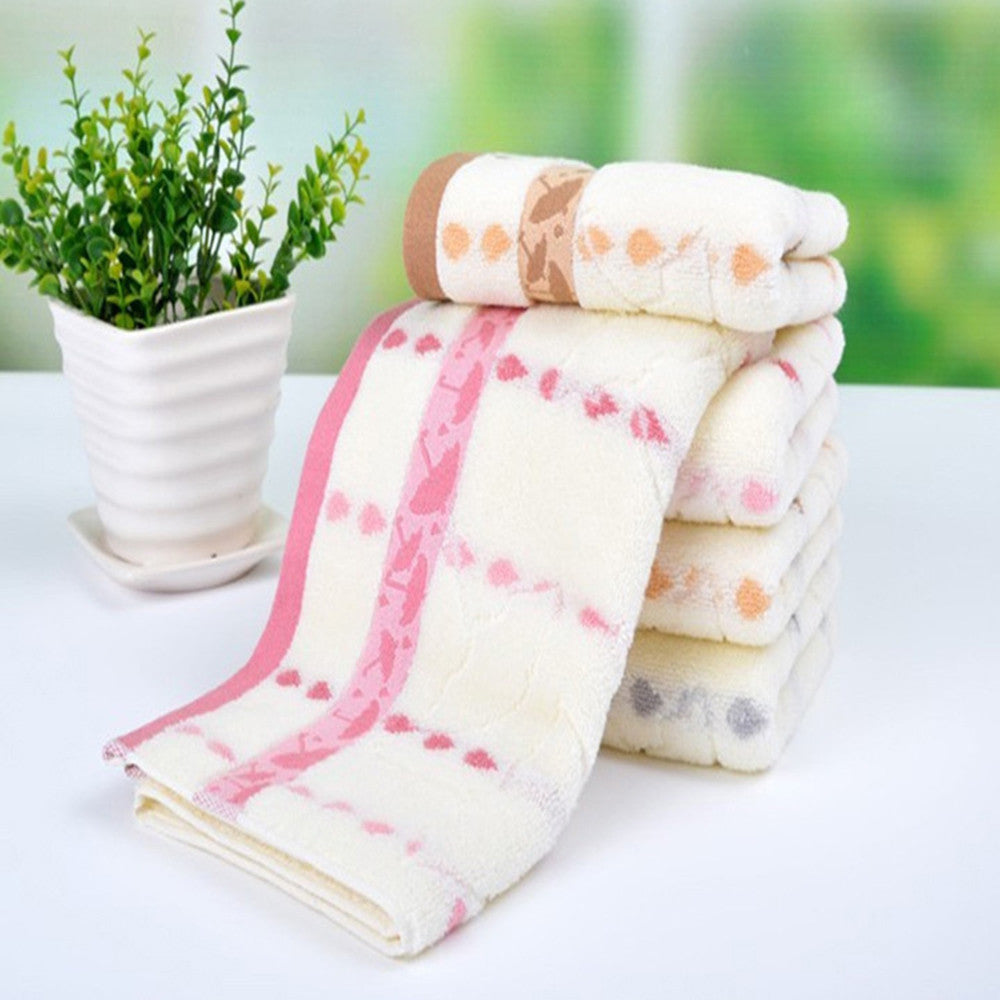 Absorbent Soft Washcloth