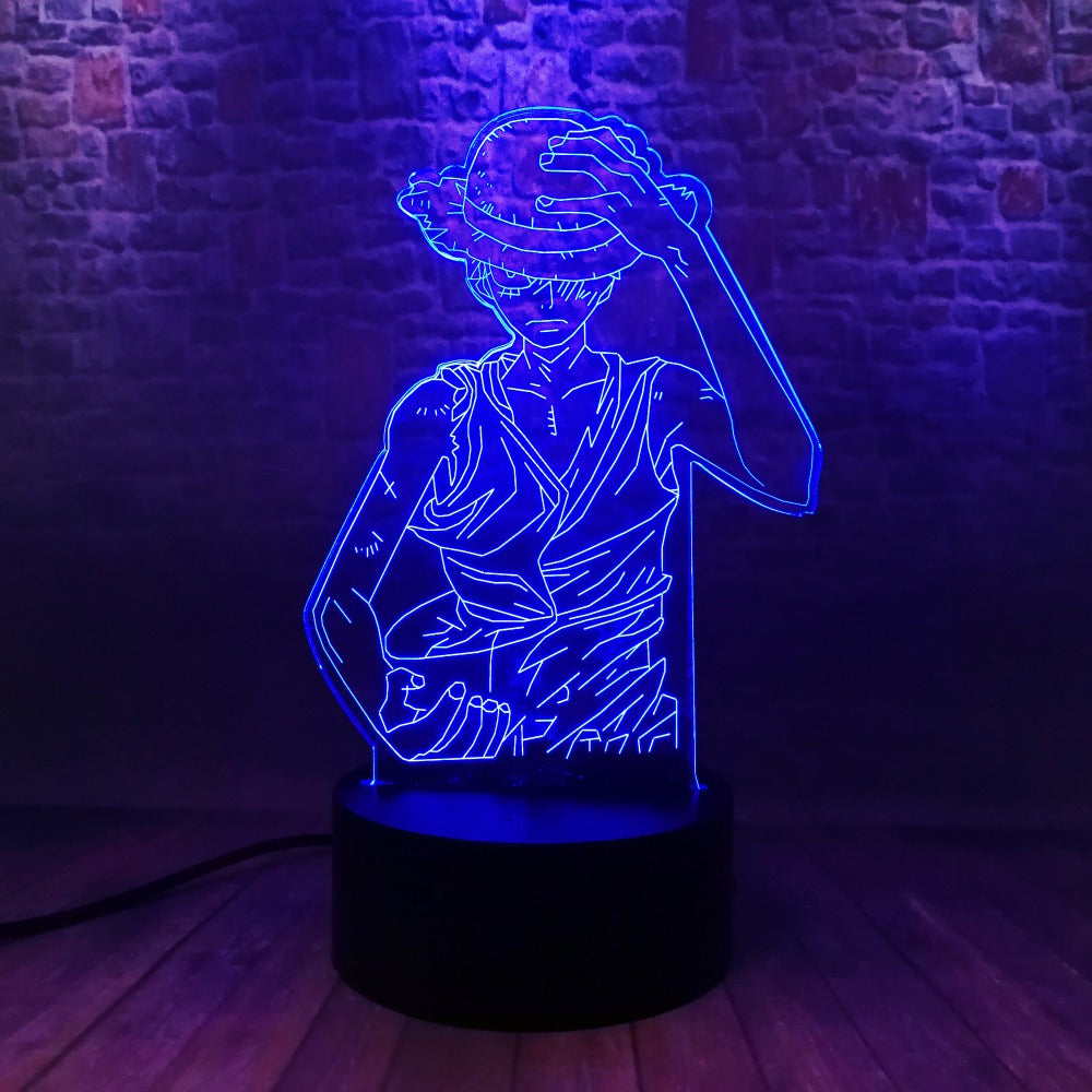 Monkey·D·Luffy Night Light