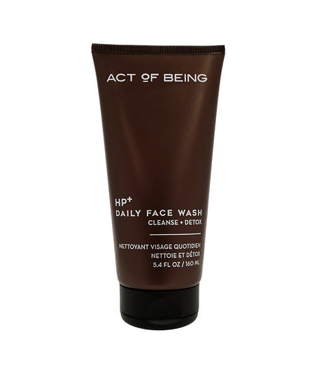 Act of Being HP+ DAILY FACE WASH 2-in-1 cleanser and exfoliator SRP $26.00