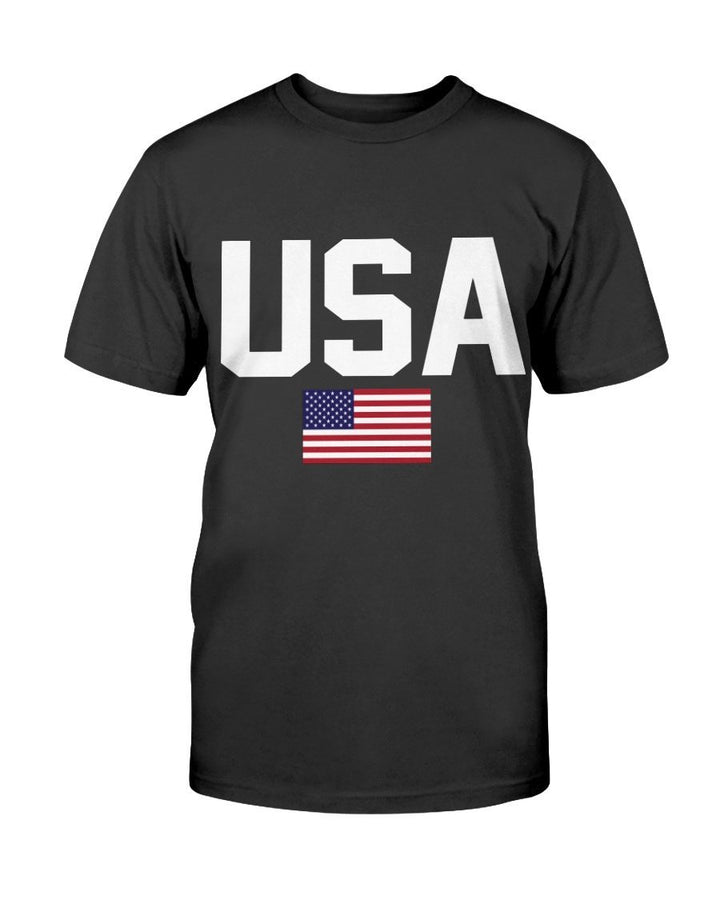 USA With Flag - K9 Worldwide