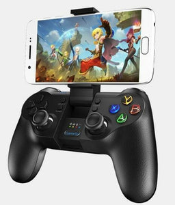 Rechargeable Smartphone Gamepad with Vibration