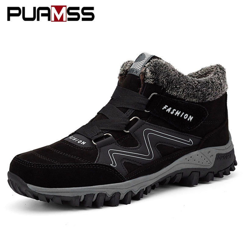 Men Boots High Quality Winter - keitshop