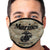 Marines Semper Fi Camo Face Mask (Camo)-Single or 3 Pack