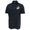 Marines Under Armour Charged Cotton Stripe Polo (Black)