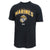 Marines Under Armour Semper Fi EGA Hi-Tech Novelty T-Shirt (Black)