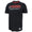 Marines Under Armour Gameday Double Ringer T-Shirt (Black)