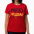 LADIES RED FRIDAY TSHIRT