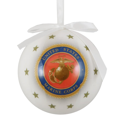 MARINE KEEPSAKE ORNAMENT