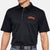 MARINES ARCH UNDER ARMOUR PERFORMANCE POLO (BLACK) 2