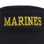 MARINES COOL FIT PERFORMANCE VISOR (BLACK) 3