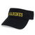 MARINES COOL FIT PERFORMANCE VISOR (BLACK) 2