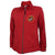 MARINES EGA LADIES FULL ZIP TIGER STRIPE FLEECE JACKET (RED) 1