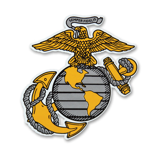 MARINES EGA LOGO DECAL 2