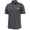 MARINES EGA UNDER ARMOUR TECH POLO (GRAPHITE)