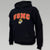 USMC YOUTH ARCH EGA HOOD (BLACK)